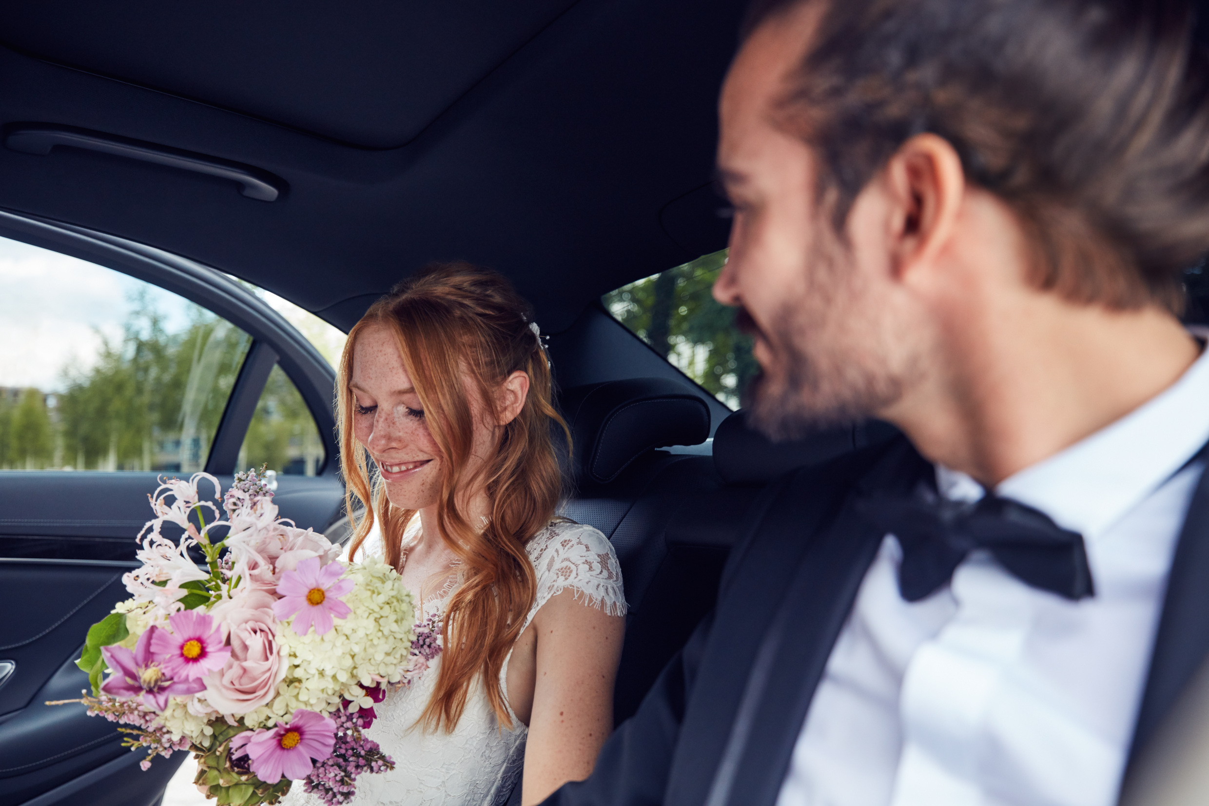 MERCEDES-BENZ RENT OFFRE SPECIALE MARIAGE